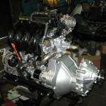 Мотор для аэрошюта  HONDA-VTEC-ZC