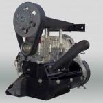 Мотор для аэрошюта  Тайга-РМЗ-500