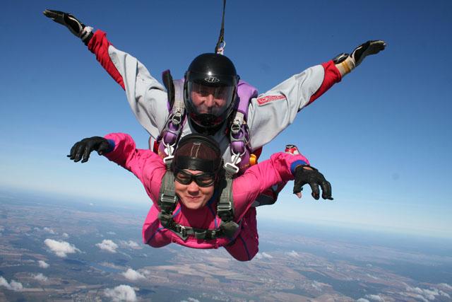 был прыжок с парашютом официальный сайт объявления Яблоновского
