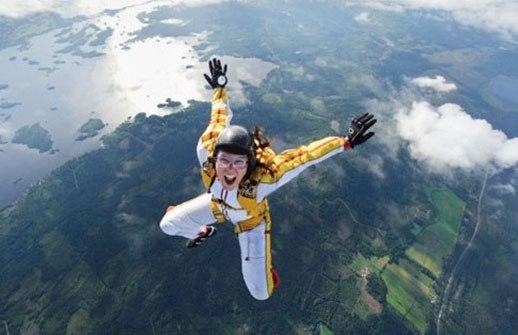 компаний, которых как оплачиваются прыжки с парашютом методы