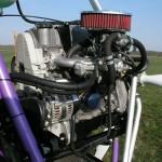 Мотор для аэрошюта  HONDA-D15B