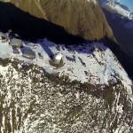 Первые в мире полёты аэрошюта в Приэльбрусье