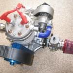 Мотор для аэрошюта  Simonini Victor 2 /Victor 2 Plus